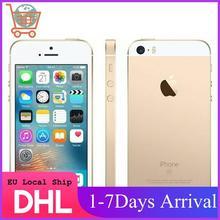 Смартфон Apple iPhone SE A1723, сканер отпечатка пальца, двухъядерный, 4G LTE, 16/32/64 Гб ПЗУ, IOS, быстрая доставка