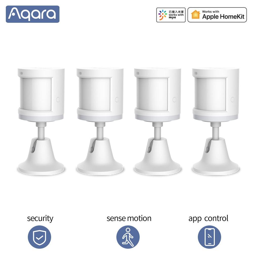 Датчик движения Aqara ZigBee, умный датчик движения для умного дома, для Xiaomi mijia Mi home