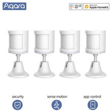 Aqara Motion Sensor Smart Human Body Sensor ZigBee Movement Motion Wireless Connection Smart home for Xiaomi mijia Mi home