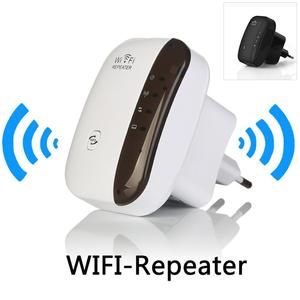 Draadloze Wifi Repeater Wifi Range Extender Router Wifi Signaal Versterker 300Mbps Wifi Booster 2.4G Wi-fi Access Point