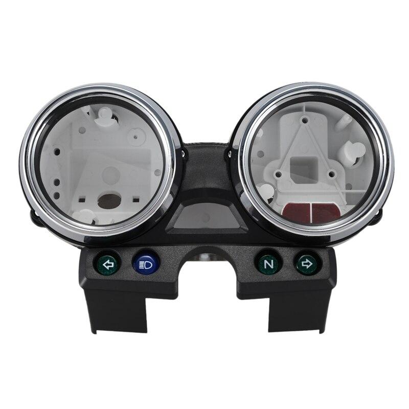Motorcycle Speedometer Tach Gauge Cover Speed Gauge Shell Case For Kawasaki ER5 ER 5 ER-5 ER500