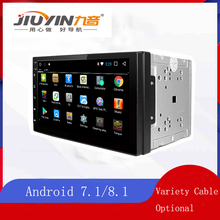 Buy Universal Android 2 Din Car DVD With USB 7Inch Radio Autoradio Stereo Multimedia Audio Player HD TDA7851 Bluetooth WIFI GPS Auto directly from merchant!