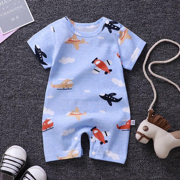 Baby Boys Clothes Unsiex Girls Clothing Bodysuits Baby Girls Clothes 0-18M Newborn 100%Cotton Roupas De Bebe