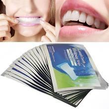 Bandes de blanchiment des dents élimination des taches Gel blanc beauté des dents 28 bandes Kit chaud soins d'hygiène buccale bande propre outils de blanchiment