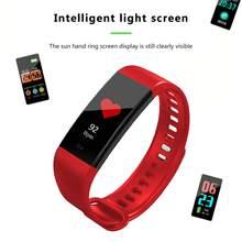 Langlebig Smart Armband Multi-funktion Y5 Smart Armband Herz Rate Monitor Schrittzähler Fitness Tracker Sport Armband