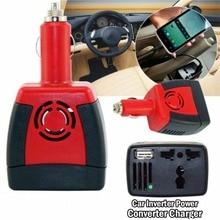 150W Car Power Inverter 12V DC to 220V AC Converter Adapter USB Charger Cigarette Lighter For 10W Durable Outlet