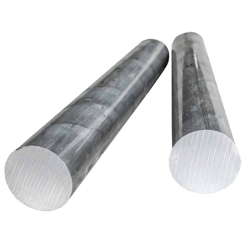 Free Shipping 7075 Metal Aluminum Solid Round Bar Aluminum Alloy Rod(diameter 100mm Length 50mm)