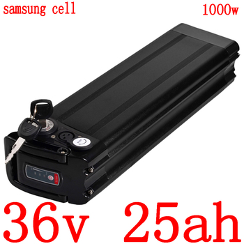 36V 500W 1000W battery pack 36V 15ah electric bicycle battery 36V 9AH 12AH 15AH 18AH 21AH 24AH lithium battery use samsung cell image