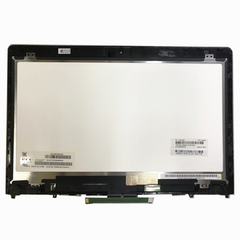 """14.0""""LCD LED FHD Touchscreen Panel Display Digitizer complete Assembly Fit Lenovo Thinkpad P40 Yoga 460 NV140FHM-N45 Lcd Screen"""