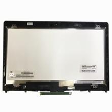 "14,0 ""LCD LED FHD pantalla táctil Panel pantalla digitalizador montaje completo ajuste Lenovo Thinkpad P40 Yoga 460 NV140FHM N45 pantalla Lcd"