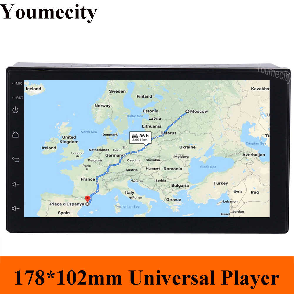 2 グラム RAM 2 din アンドロイド 9.0 ユニバーサルカー Dvd プレーヤーのヘッドユニットジューアルメーラ x トレイル注 X-TRAIL セントラ日産 GPS WIFI