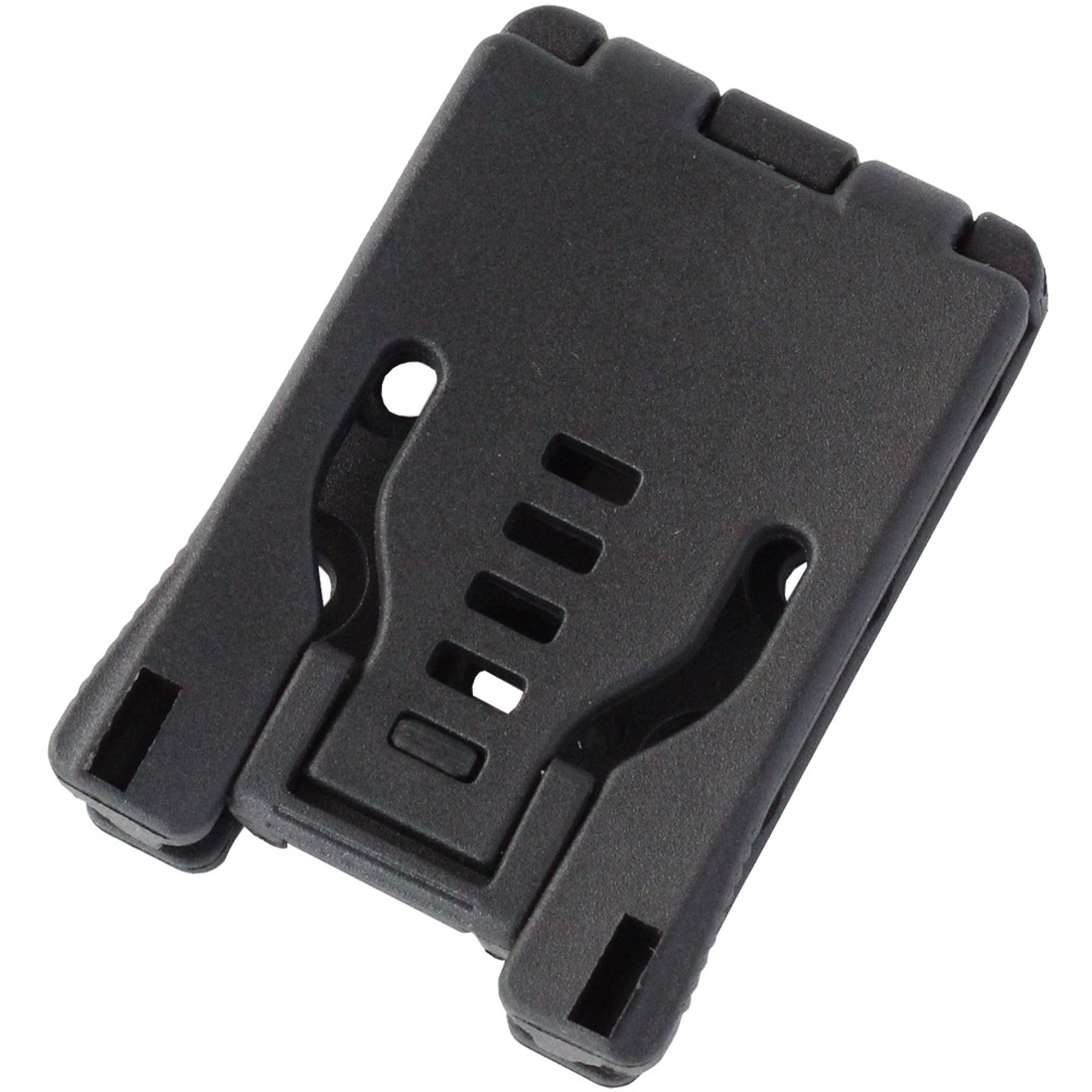 Large Tek Lok Belt Loops Belt Clip For Knife Kydex Sheath/Holster, Special For DIY, W/ Screw,Outdoor Travel Clip