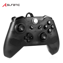 USB Wired Pro Controller Gamepad Joypad Remote for Nintend Switch Cons