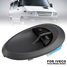 Электронный переключатель управления стеклоподъемником для IVECO, переключатель s, переключатель 24 В, переключатель управления стеклоподъемником 93952636, автомобильные аксессуары