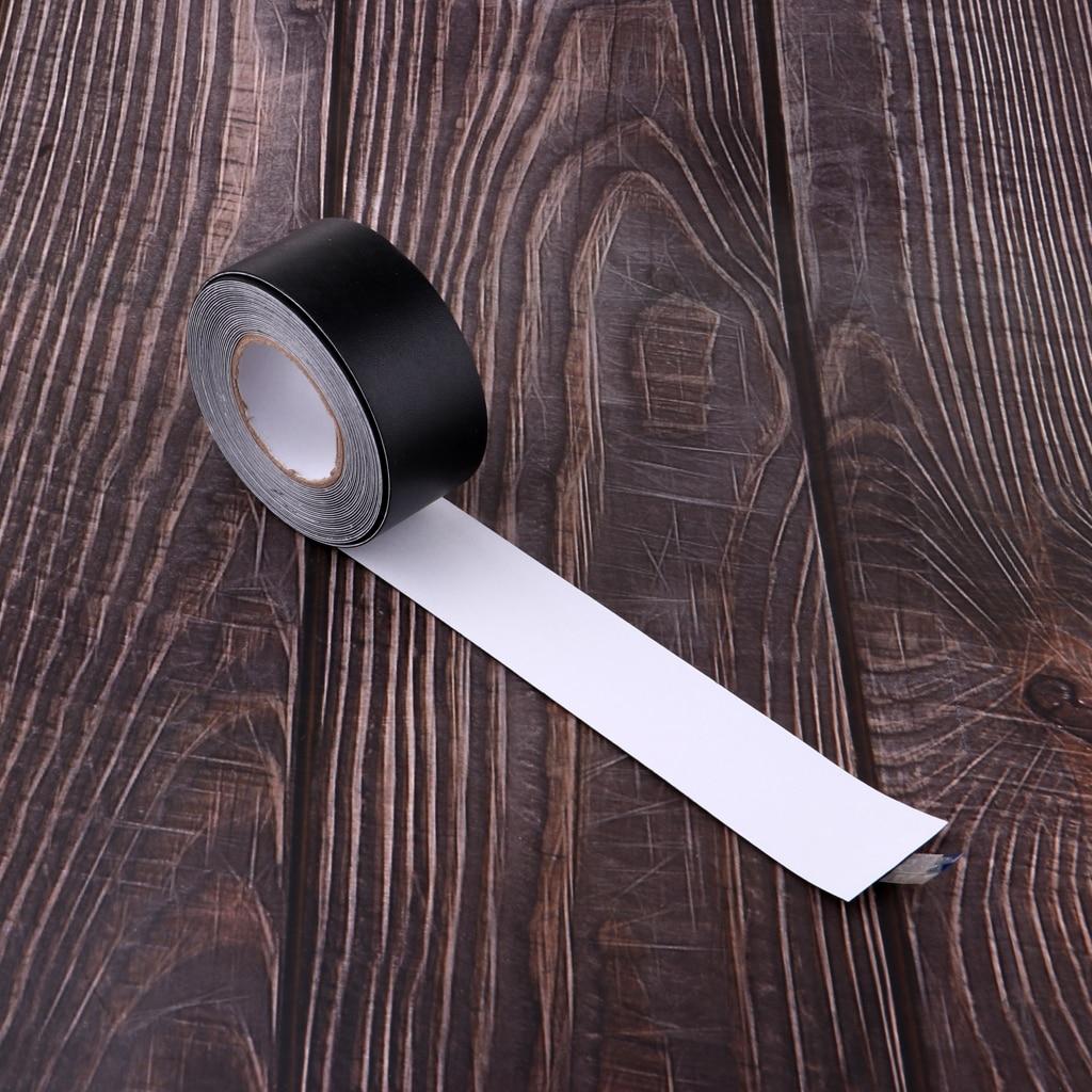 500cm 3.5cm PU Tennis Badminton Squash Racquet Head Protection Tape Sticker - Durable & Long Lasting