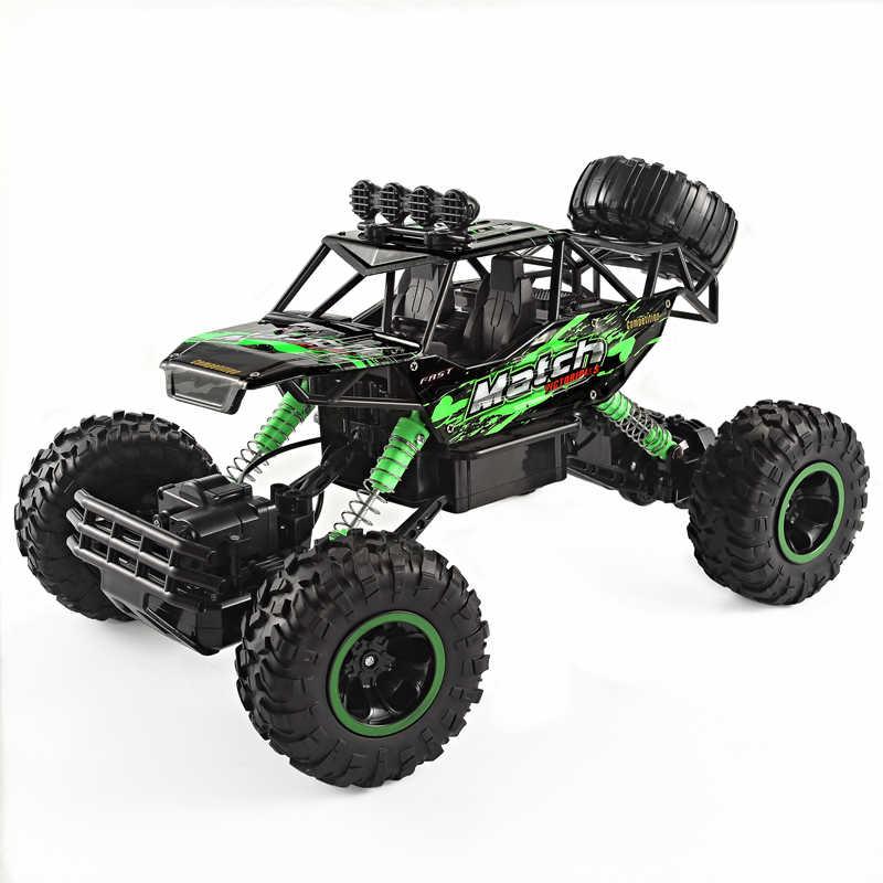 1:12 4WD rc車の更新バージョン2.4グラムラジオリモートコントロール車のおもちゃの車2020高速トラックオフオフロードトラック子供のおもちゃ