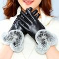 Зимние перчатки для сенсорного экрана, утолщенные бархатные ветрозащитные теплые перчатки, уличные спортивные теплые перчатки