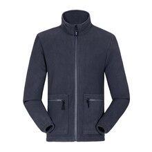 Puimentiua 2019 Winter Fashion Male Jacket Men Soft Shell Fleece Warm Army Green Windbreaker Black Plus SizeCoats