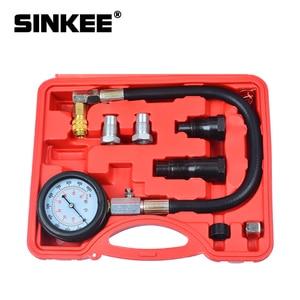 Image 2 - ยานยนต์สูญญากาศ Cooling ระบบ Auto Car หม้อน้ำ Coolant Refill & Purging TOOL Gauge ชุด SK1088