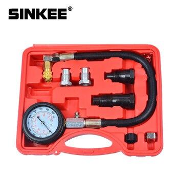 Diesel Engine Compression Automotive Compressor Tester Kit Tool Set