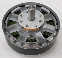 M6 6010 Disc brushless motor spare parts three phase permanent magnet generator motor teaching model aircraft DIY kit