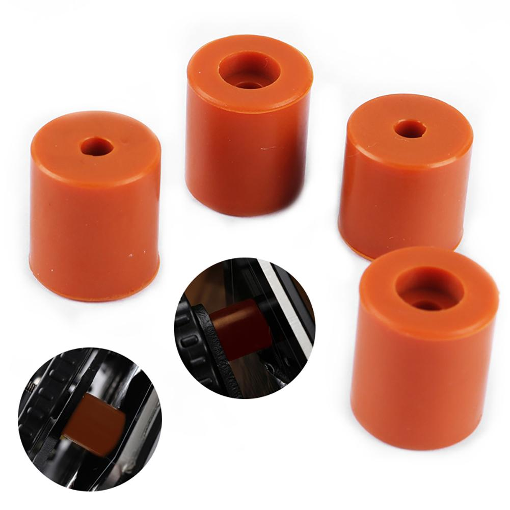 4Pcs Hot Bed Stable Leveling Column Mini <font><b>3D</b></font> Printer High Temperature Solid Spacer Home Silicone Accessories for <font><b>Ender</b></font> <font><b>2</b></font> 3 image