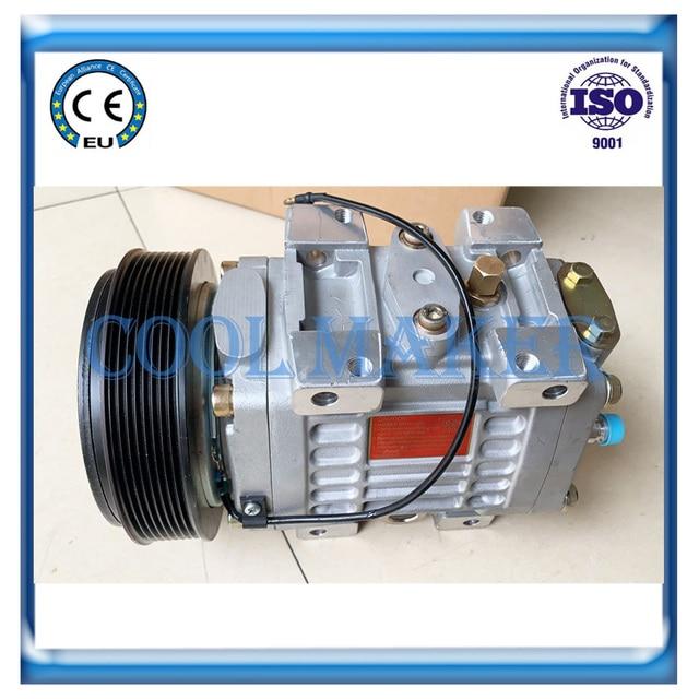 Auto klimaanlage kompressor für Unicla UX330 12V/24V 8pk