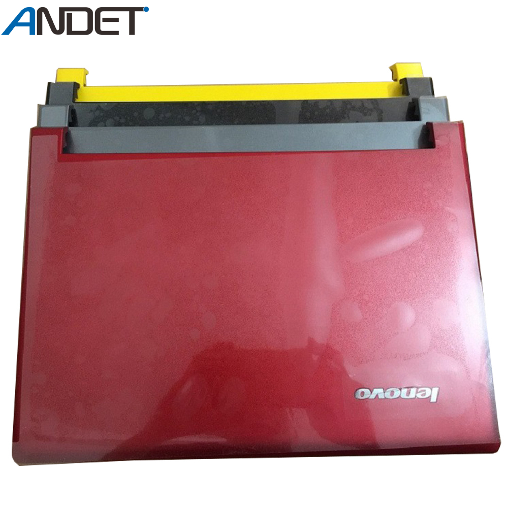 New Orig Lenovo Flex 2-14 Laptop Lcd Cover Rear Lid Back Case 5CB0F76776 Black