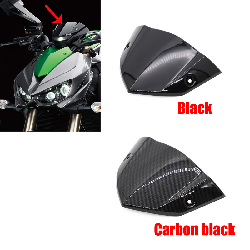 For Kawasaki Z1000 2014 2015 2016 2017 Z 1000 Motorcycle front glass Viser Visor Windshield WindScreen guard|Windscreens & Wind Deflectors|Automobiles & Motorcycles - title=