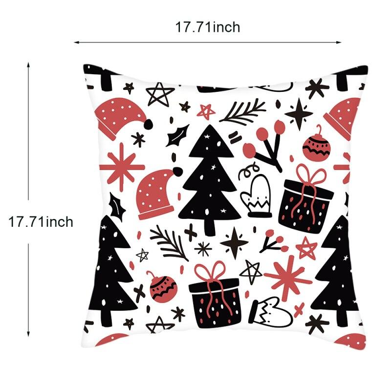 Купить nanacoba рождественский день чехлы рождественские украшения