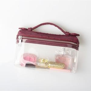 Image 5 - โปร่งใสกระเป๋าคลัทช์อะคริลิคใสพลาสติก PVC กระเป๋านกกระจอกเทศหนังผู้หญิง VINTAGE VINTAGE กระเป๋าถือ 2020 ใหม่กระเป๋าอินเทรนด์