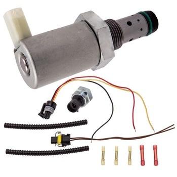 Propiedad intelectual y PCI regulador de presión de inyección de combustible de Sensor para ford F350 450, 6,0, 2003, 2004