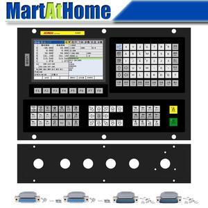 Image 1 - XC809T 2/3/4/5/6 eksenli çok fonksiyonlu torna CNC sistemi kontrolörü aracı dergisi ile destek G kod ATC FANUC dijital iğ