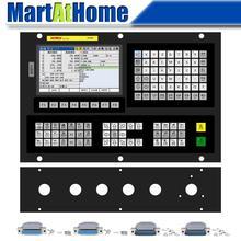 XC809T 2/3/4/5/6 محور مخرطة متعددة الوظائف نك نظام تحكم مع أداة مجلة دعم G كود أتس فانوك المغزل الرقمية