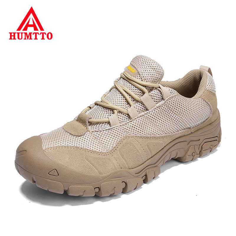 Promo Spring Summer New Casual Shoes Men Wear-resistant Lace-up Work Mens Shoes Light Comfortable Breathable Male Walking Sneakers