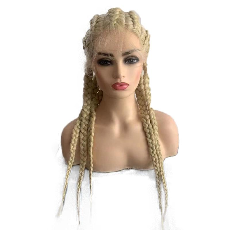 Box Braided Wig 2