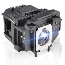 Inmoul Projector Lamp ELPLP67 V13H010L67 for Epson H428A H428B H428C H429A H429B H429C H430A H430B H430C H433B H435B 1261W