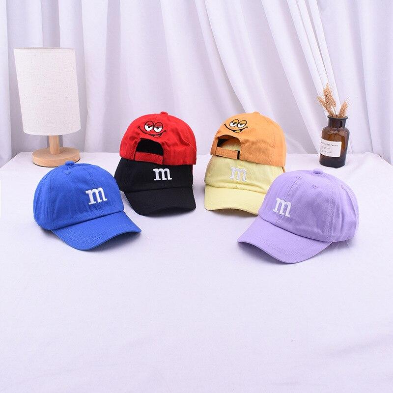 2020 Children New Baseball Caps Fashion Handsome Street Dance Hat Cute Style Outdoor Comfortable Snapback Baseball Hat For Kids