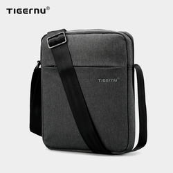 Tigernu Brand Men Splashproof Oxford travel Bag Business Casual Briefcase Crossbody bag male shoulder bag