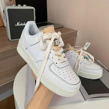 Sneakers Women Baskets Skateboard-Shoes White Platform Designer Femme New Crystal Gem