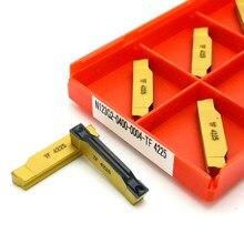 Канавочный инструмент N123G2 0300 0003 TF 4225 2 мм 3 мм 4 мм металлический токарный инструмент CNCmachine фрезерный инструмент из карбида вольфрама N123 G2 токарный инструмент