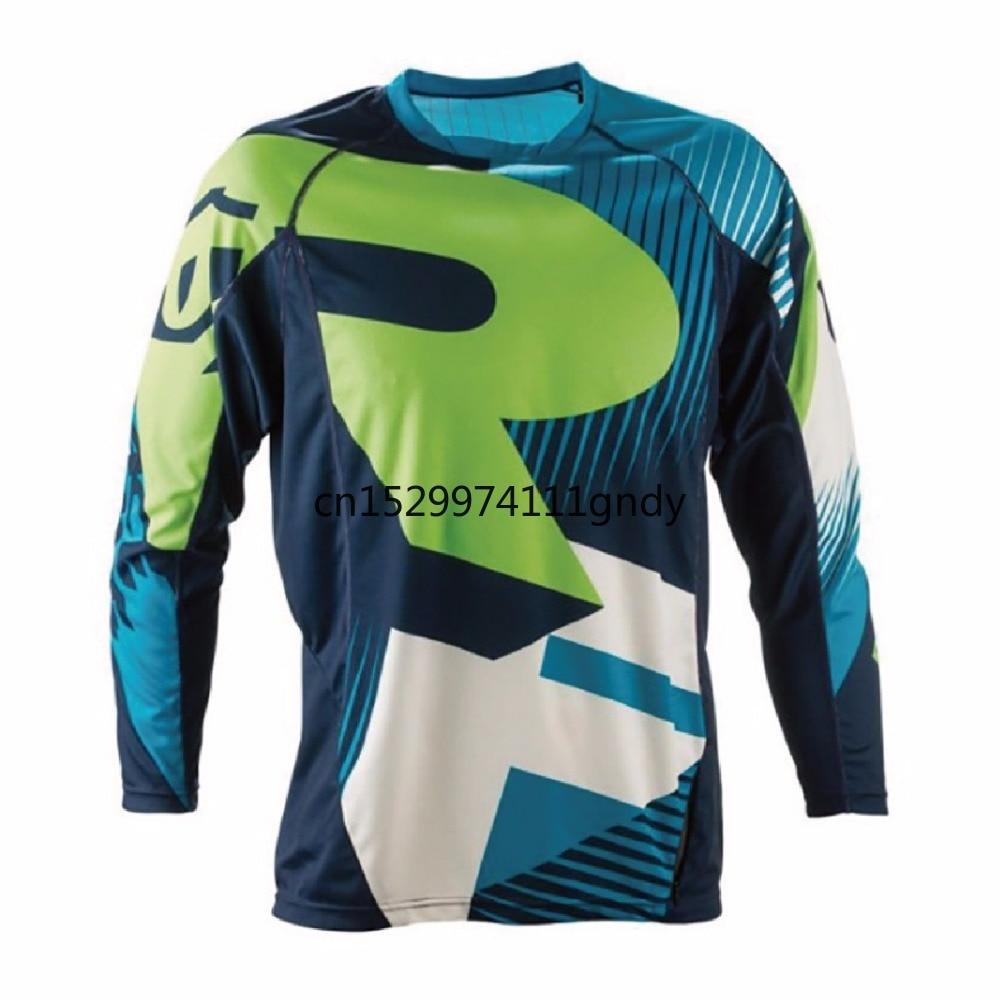 2020 cycling jersey  Motocross Jerseys Dirt Bike Cycling MTB Downhill Shirts Motorcycle T Shirt Racing motocross Jersey