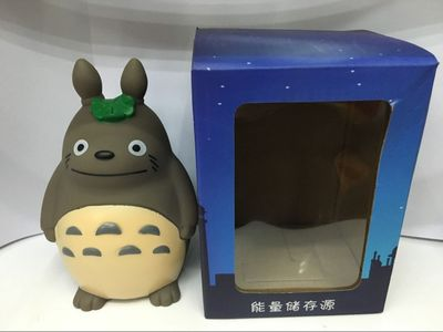 totoro Hayao miyazaki Piggy bank Lovely action figure  toy 15cm With box packing