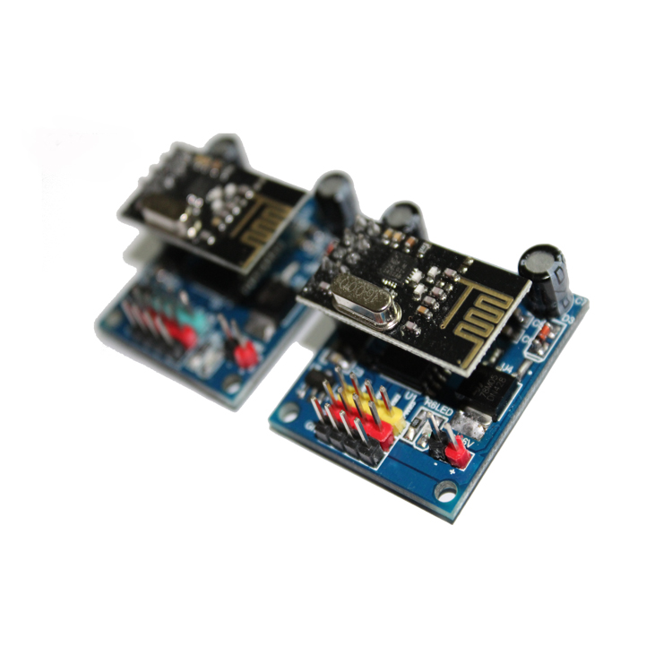 Wireless Servo Control Board 2.4G Wireless Control Board Follower Mechanical Arm Mini Board