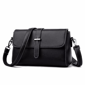 Image 3 - 2019 Women Leather Handbags High Quality Sac A Main Crossbody Bags For Women Leather Messenger Bags Vintage Leather Flap Bag New