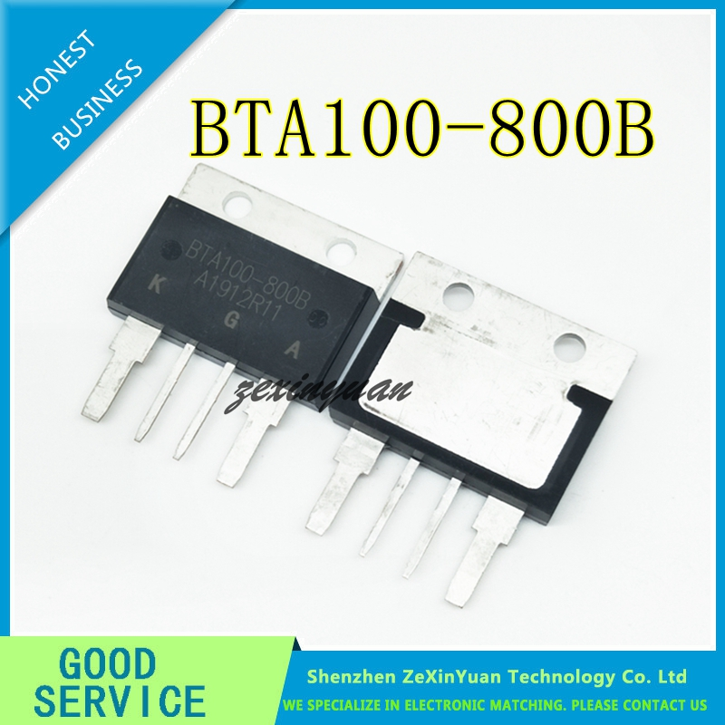 5PCS/LOT  BTA100-800B BTA100800B BTA100 800B 100-800 TO-4PT
