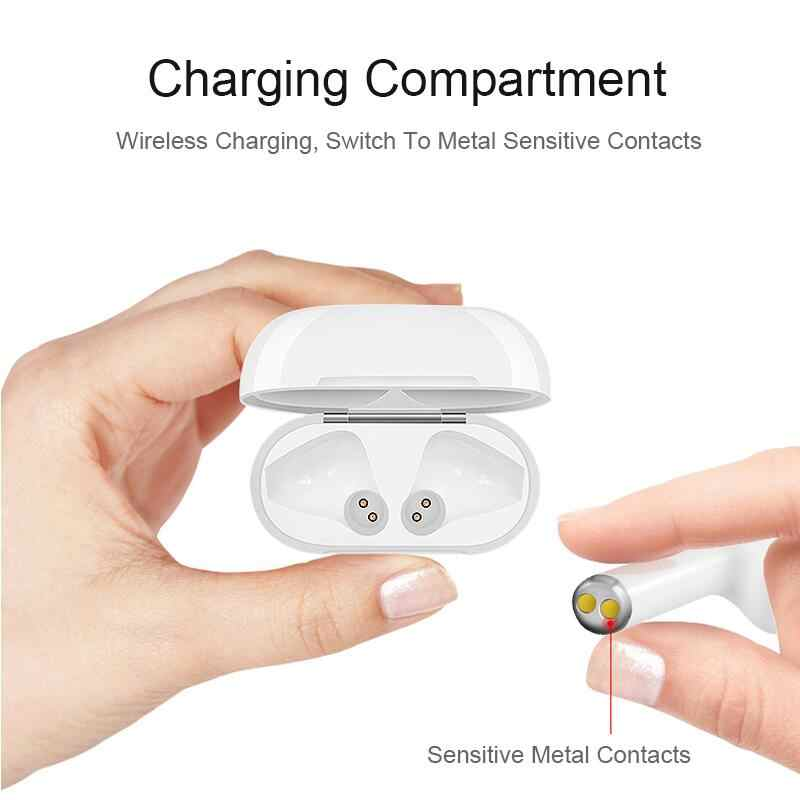 I9s TWS auriculares Bluetooth auriculares inalámbricos auriculares deportivos manos libres Mini auriculares inalámbricos con caja de carga para tableta de teléfono