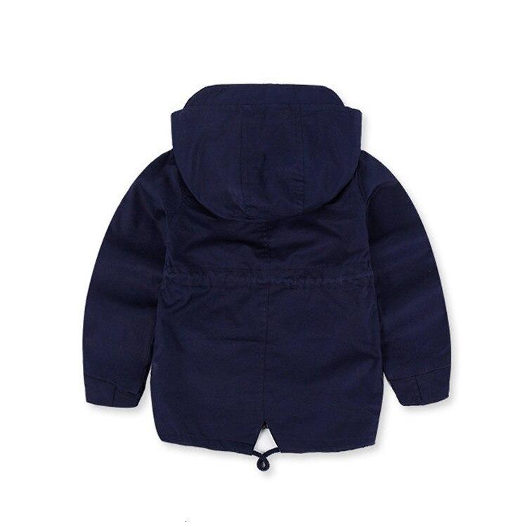 Benemaker Children Winter Outdoor Fleece Jackets For Boys Clothing Hooded Warm Outerwear Windbreaker Baby Kids Thin Coats YJ023 13