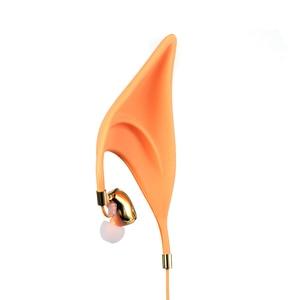 Image 5 - 1 pièces Elf oreilles Bluetooth casque Microphone remplacement écouteurs dans loreille Cosplay fée cadeaux créatifs pour les enfants