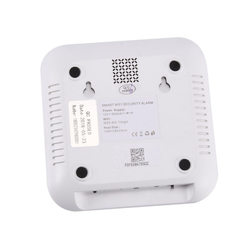 Wi-Fi GSM SMS Call House Security Alarm System WIFI Push Message Alarm Smartphone APP Control LHB99